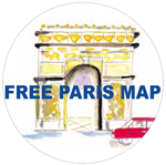 Free Paris Map